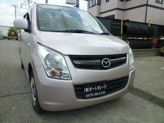 「マツダ」「AZ-ワゴン」「軽自動車」「千葉県」の中古車