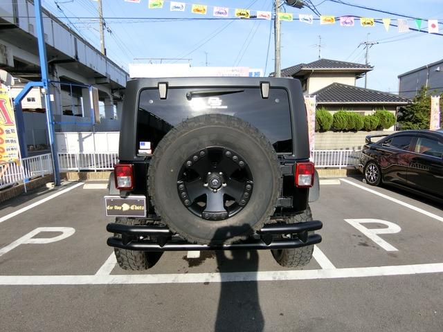 「ジープ」「ラングラー アンリミテッド」「SUV・クロカン」「岡山県」の中古車8