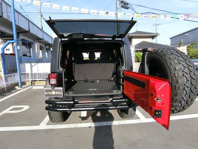 「ジープ」「ラングラー アンリミテッド」「SUV・クロカン」「岡山県」の中古車9