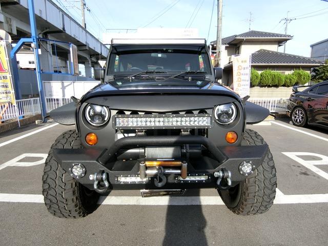 「ジープ」「ラングラー アンリミテッド」「SUV・クロカン」「岡山県」の中古車2