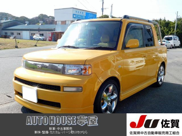 「トヨタ」「bB」「SUV・クロカン」「佐賀県」の中古車