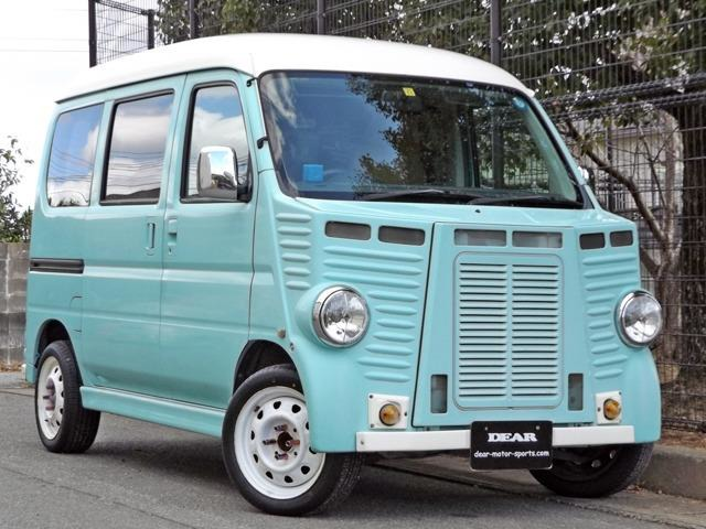 バモスホビオ(ホンダ)プロ 中古車画像