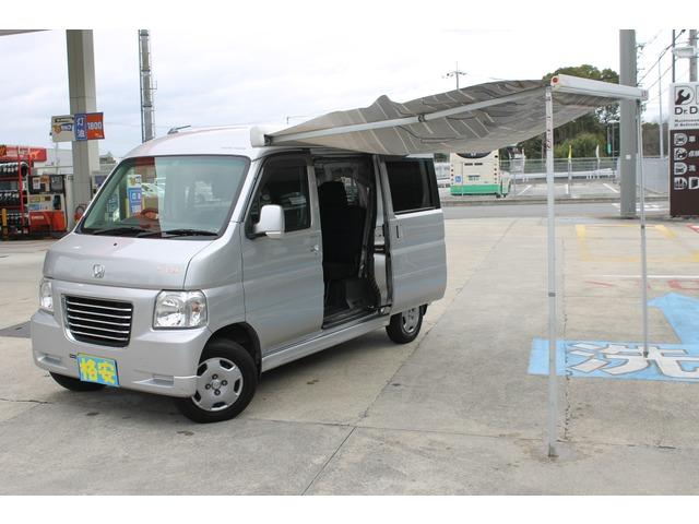 バモスホビオ(ホンダ) L 4WD 中古車画像