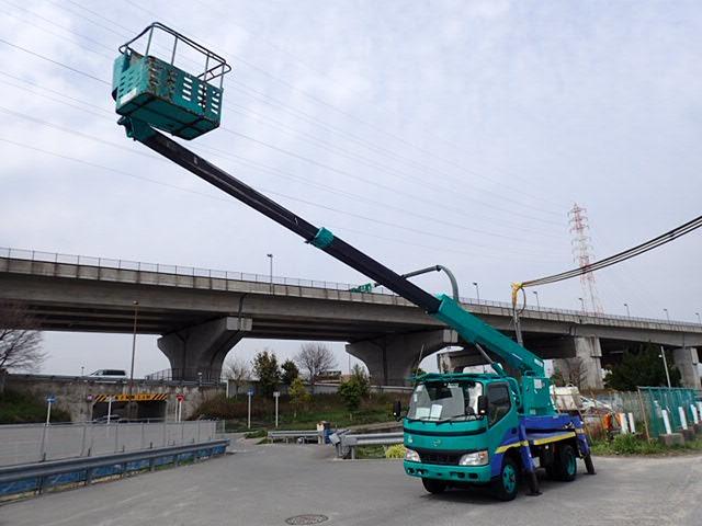 デュトロ(国産車その他) 高所作業車 中古車画像