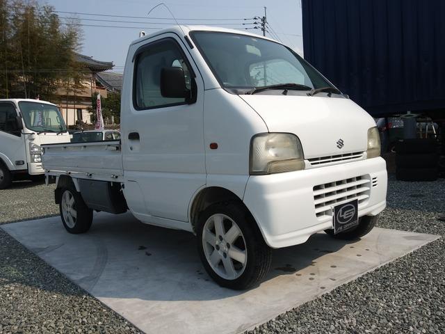 キャリイ(スズキ) ターボ 4WD 中古車画像