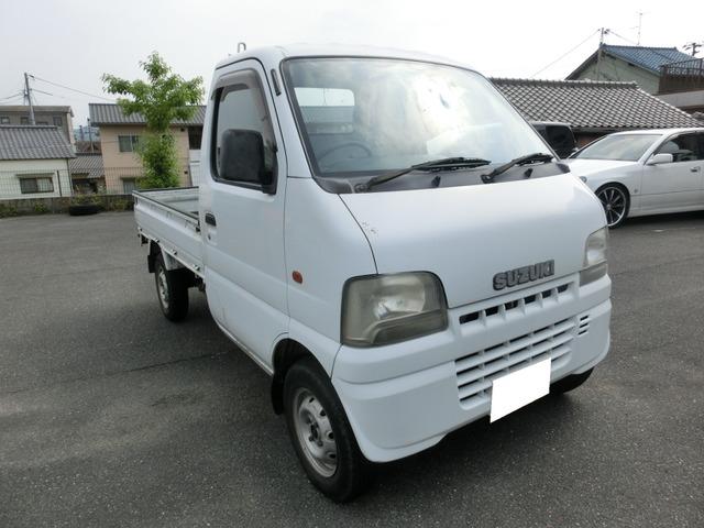 キャリイ(スズキ) KA 4WD 中古車画像