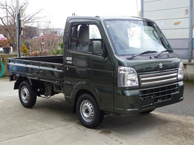 キャリイ(スズキ)KCスペシャル 4WD 中古車画像