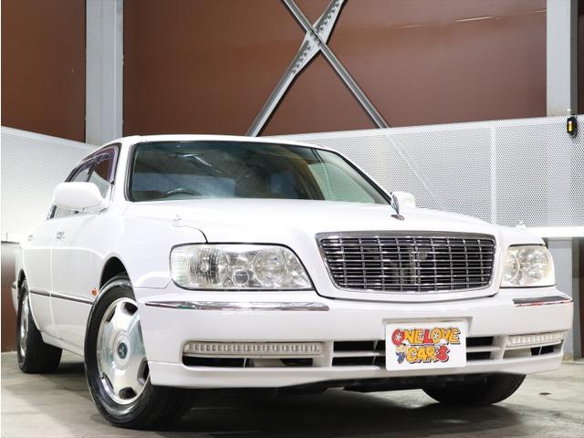 プラウディア(三菱) 3.5 B仕様 中古車画像