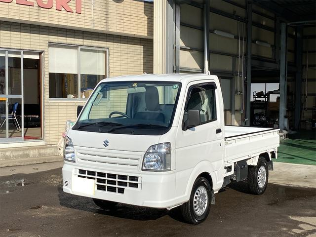 キャリイ(スズキ) KC エアコン パワステ 4WD 中古車画像