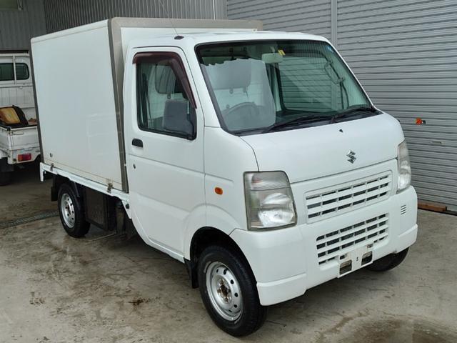 キャリイ(スズキ) 冷凍車 4WD 中古車画像