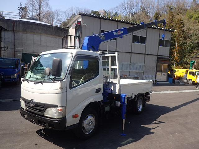 ダイナ(トヨタ) クレーン 4段 中古車画像
