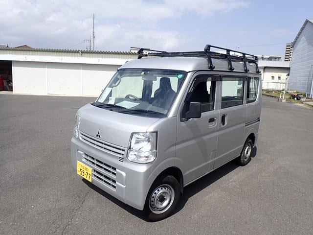 ミニキャブバン(三菱) M ハイルーフ 中古車画像
