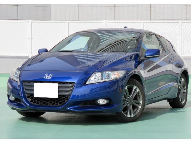 CR-Z(ホンダ)1.5 アルファ 日本カー・オブ・ザ・イヤー 受賞記念車 中古車画像