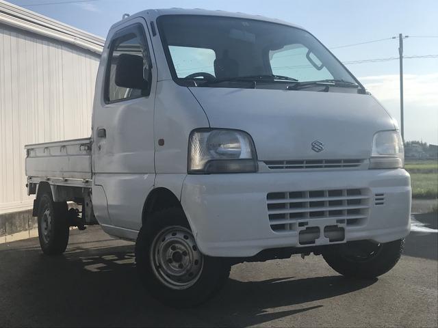 キャリイ(スズキ) KA (エアコン付) 4WD 中古車画像