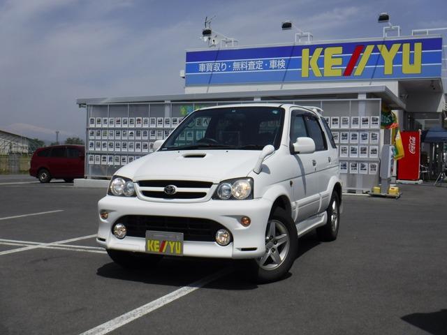 「トヨタ」「キャミ」「SUV・クロカン」「山形県」の中古車