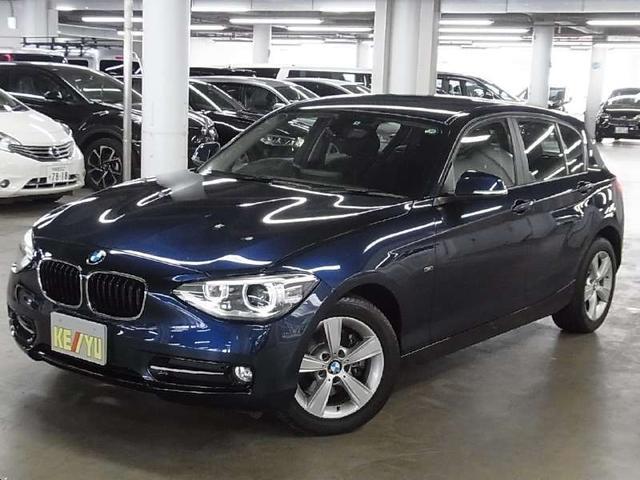 「BMW」「116i」「コンパクトカー」「東京都」の中古車