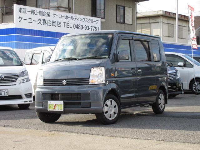 「スズキ」「エブリイワゴン」「コンパクトカー」「栃木県」の中古車