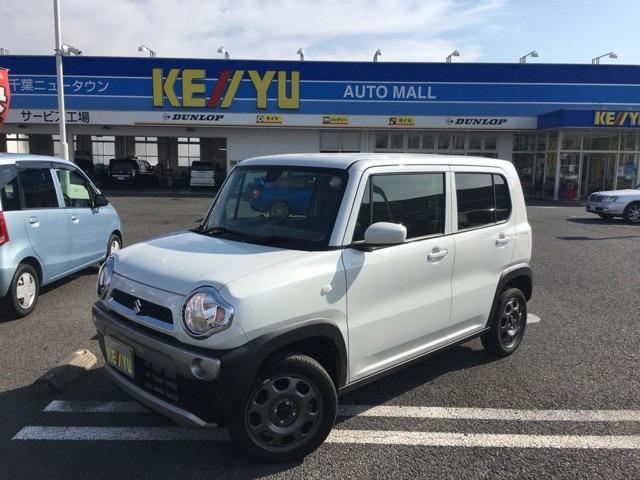 「スズキ」「ハスラー」「SUV・クロカン」「東京都」の中古車