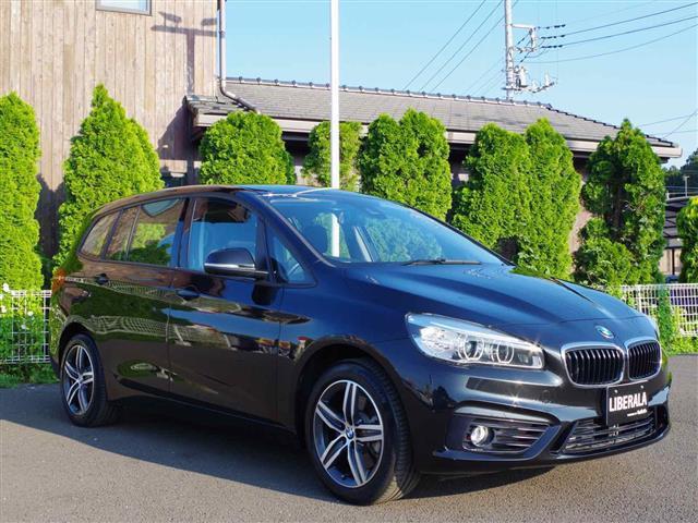 「BMW」「220iグランツアラー」「軽自動車」「全国対応」の中古車