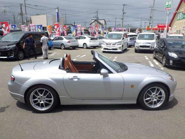 「マツダ」「ロードスター」「オープンカー」「秋田県」の中古車