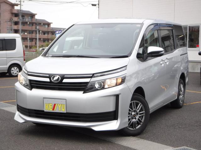 ヴォクシー(トヨタ)2.0 X 4WD 中古車画像