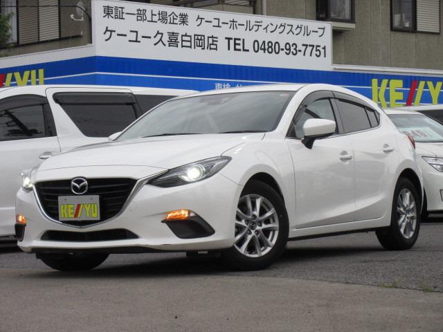 「マツダ」「アクセラスポーツ」「コンパクトカー」「埼玉県」の中古車