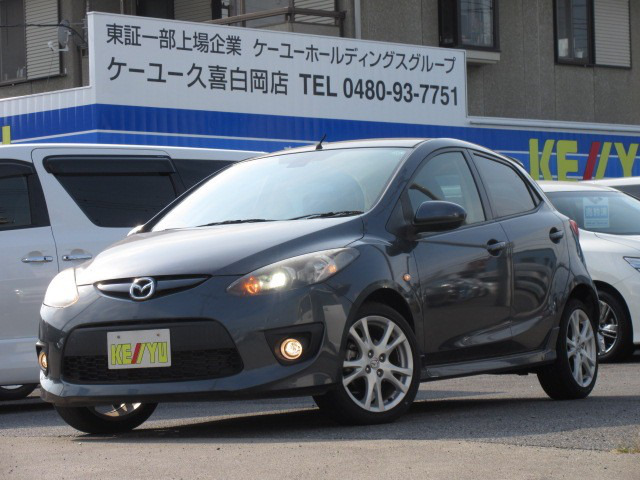 「マツダ」「デミオ」「コンパクトカー」「埼玉県」の中古車