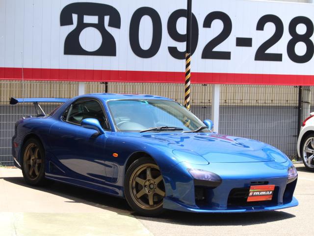 「マツダ」「RX-7」「クーペ」「福岡県」の中古車