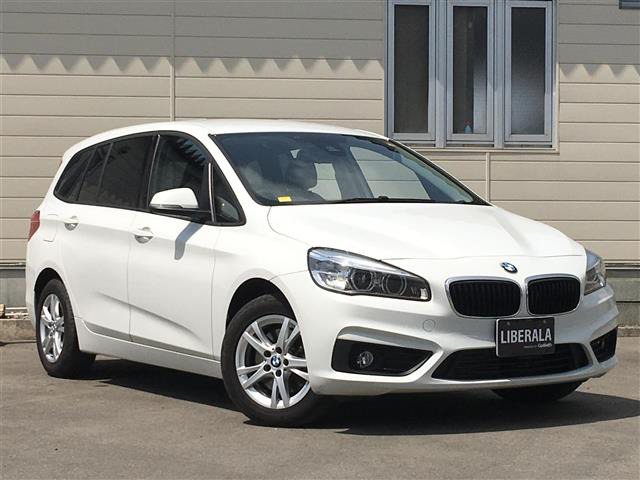 「BMW」「218dグランツアラー」「軽自動車」「全国対応」の中古車
