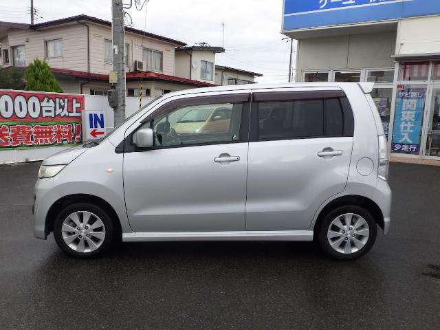 「マツダ」「AZ-ワゴン」「コンパクトカー」「秋田県」の中古車7
