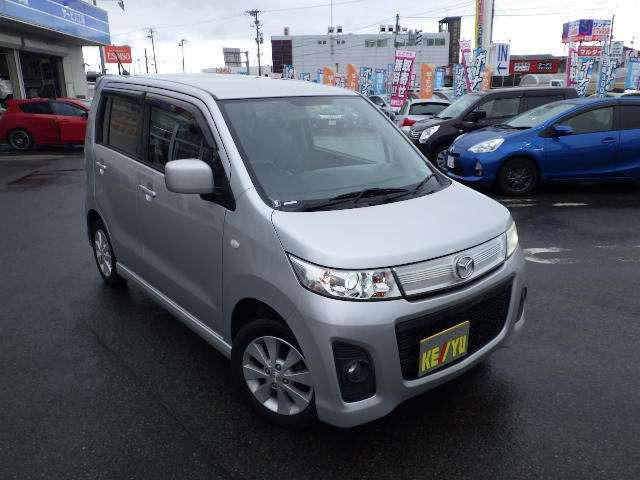 「マツダ」「AZ-ワゴン」「コンパクトカー」「秋田県」の中古車4