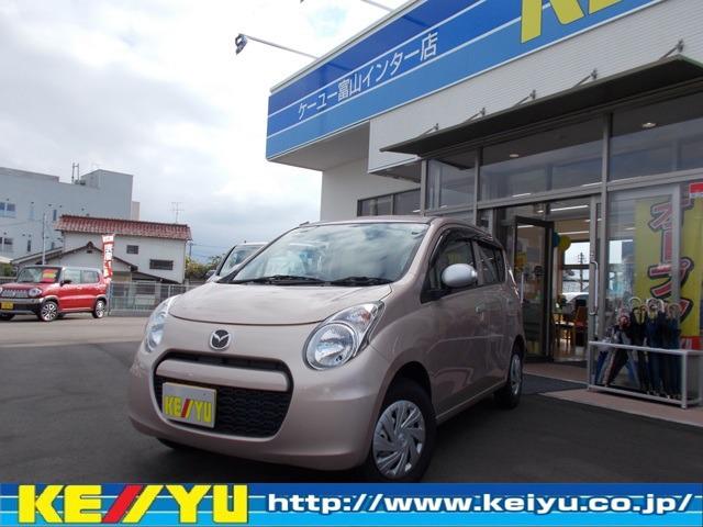 「マツダ」「キャロルエコ」「コンパクトカー」「富山県」の中古車