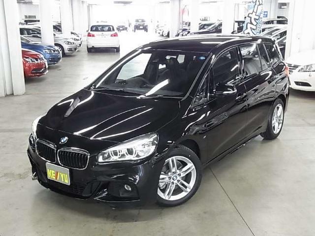 「BMW」「218iグランツアラー」「ミニバン・ワンボックス」「東京都」の中古車