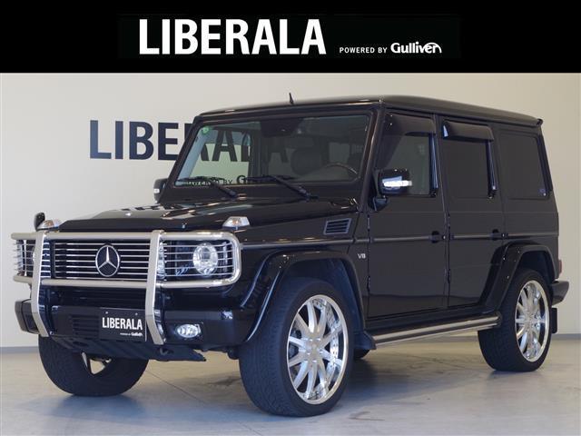 「メルセデスベンツ」「G500ロング」「SUV・クロカン」「全国対応」の中古車