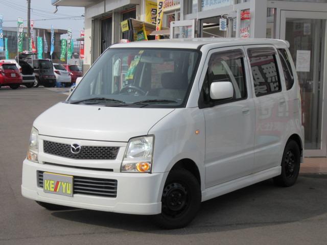 「マツダ」「AZ-ワゴン」「コンパクトカー」「富山県」の中古車
