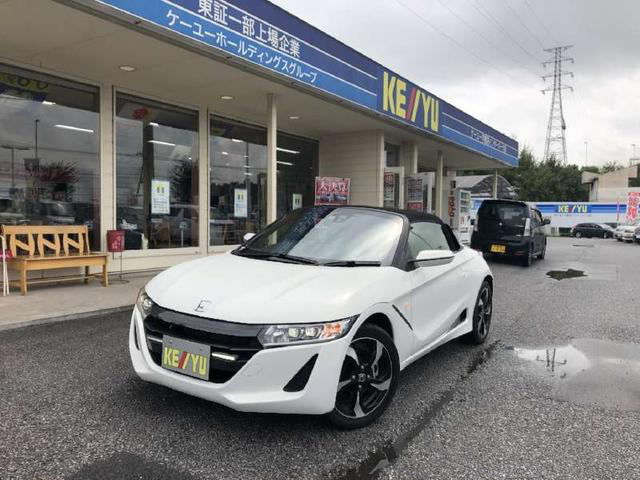 「ホンダ」「S660」「コンパクトカー」「栃木県」の中古車