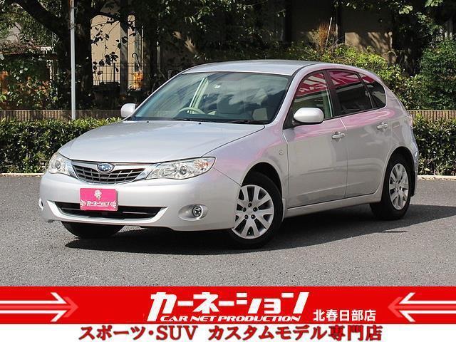 「スバル」「インプレッサハッチバック」「コンパクトカー」「埼玉県」の中古車