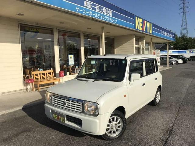 「スズキ」「アルトラパン」「コンパクトカー」「東京都」の中古車