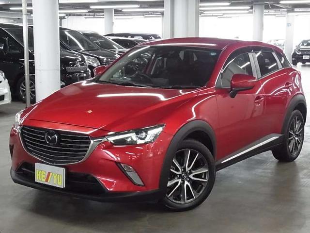 「マツダ」「CX-3」「SUV・クロカン」「東京都」の中古車