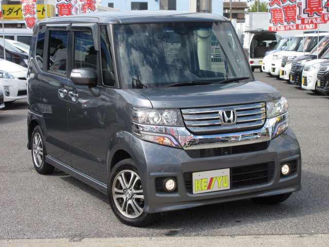 「ホンダ」「N-BOXカスタム」「コンパクトカー」「千葉県」の中古車4
