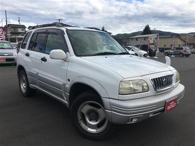 「スズキ」「エスクード」「SUV・クロカン」「全国対応」の中古車