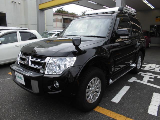 「三菱」「パジェロ」「SUV・クロカン」「全国対応」の中古車