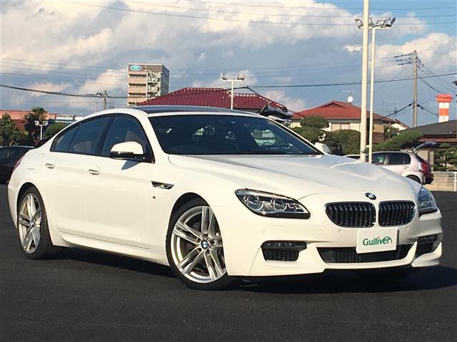 「BMW」「640iグランクーペ」「セダン」「全国対応」の中古車
