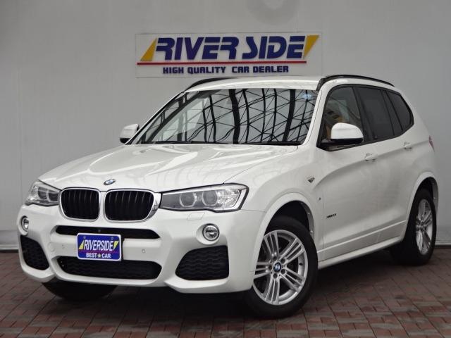 「BMW」「X3」「SUV・クロカン」「神奈川県」の中古車