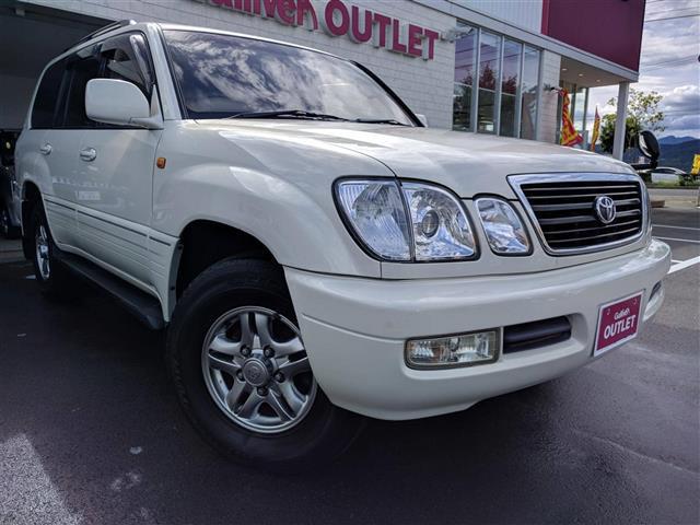 「トヨタ」「ランドクルーザーシグナス」「SUV・クロカン」「全国対応」の中古車