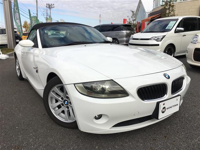 「BMW」「Z4」「クーペ」「全国対応」の中古車