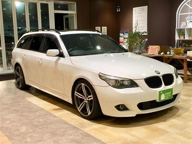 「BMW」「525iツーリング」「ステーションワゴン」「全国対応」の中古車