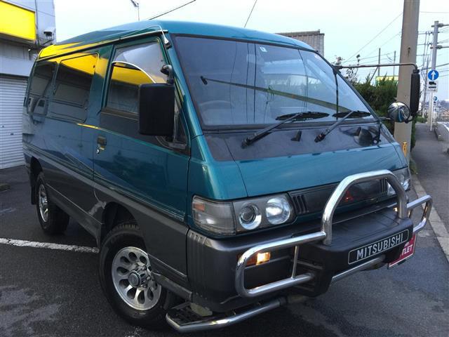 「三菱」「デリカスターワゴン」「コンパクトカー」「全国対応」の中古車