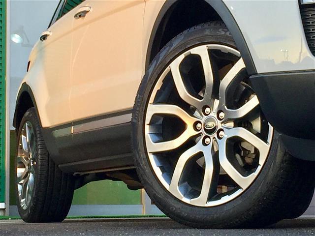 「ランドローバー」「レンジローバーイヴォーク」「SUV・クロカン」「全国対応」の中古車