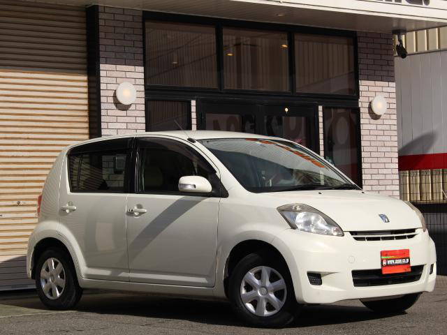 「トヨタ」「パッソ」「コンパクトカー」「福岡県」の中古車
